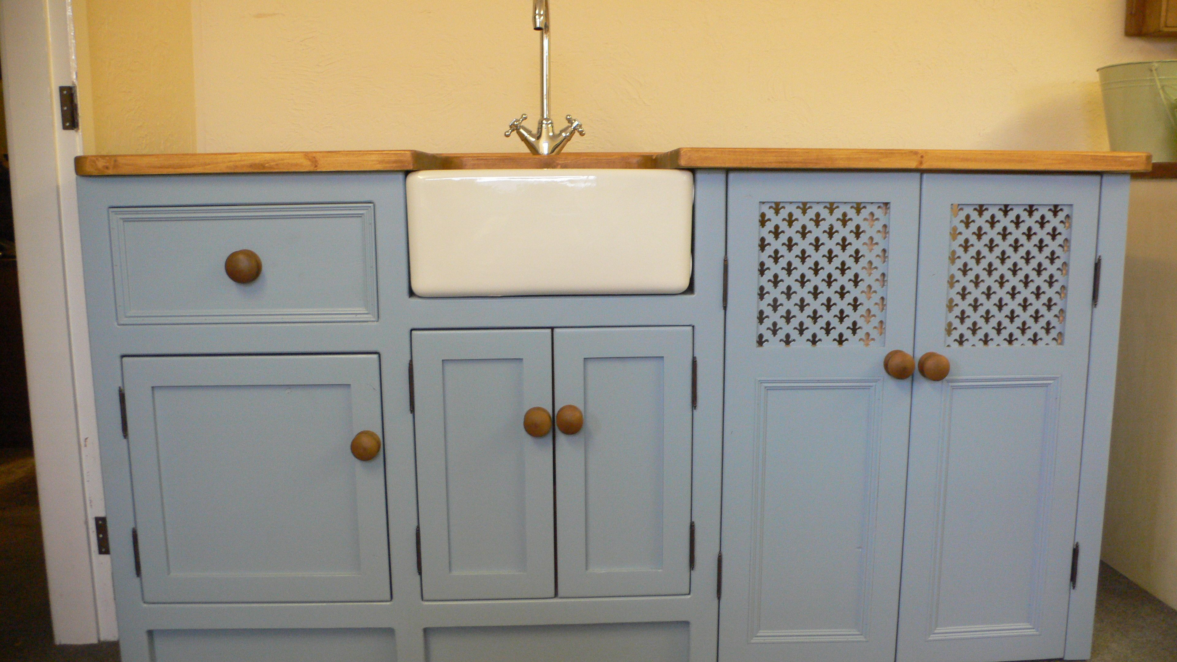 sink unit with dishwasher cupboard | olive branch freestanding ...