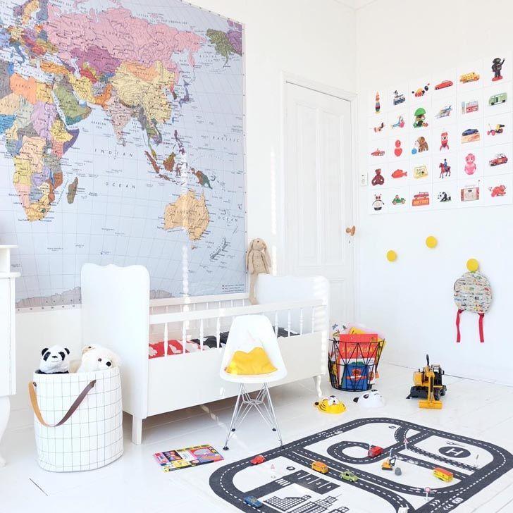 Dormitorios infantiles bonitos en instagram: @bea_kroeze ...