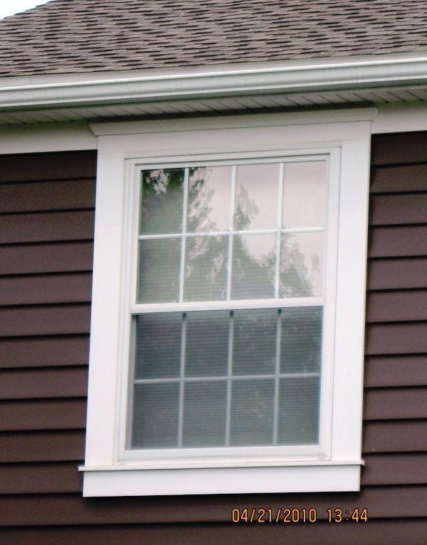 Azek Window Trim Window Trim Exterior Window Trim House Trim