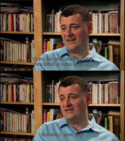 Moffat logic and it kills me every time.