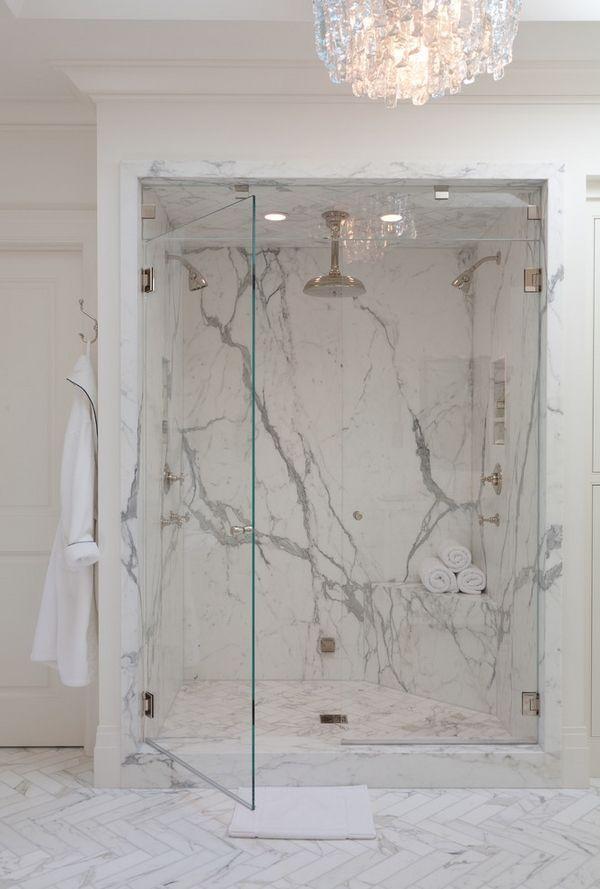 High Quality Cultured Marble Walk In Shower Modern Bathroom Design Ideas Bathroom  Decoration Ideas