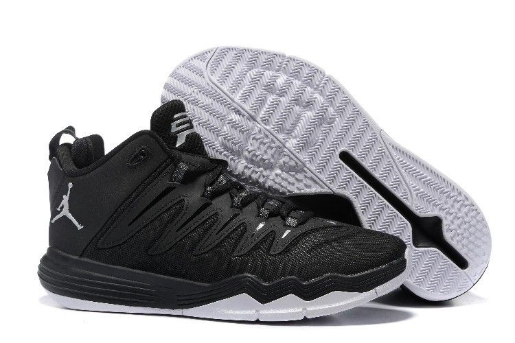 wholesale dealer 4faf6 a5251 Nike Jordan Men s Jordan CP3 IX Basketball Shoes Black White,Jordan-CP3  Shoes Sale Online