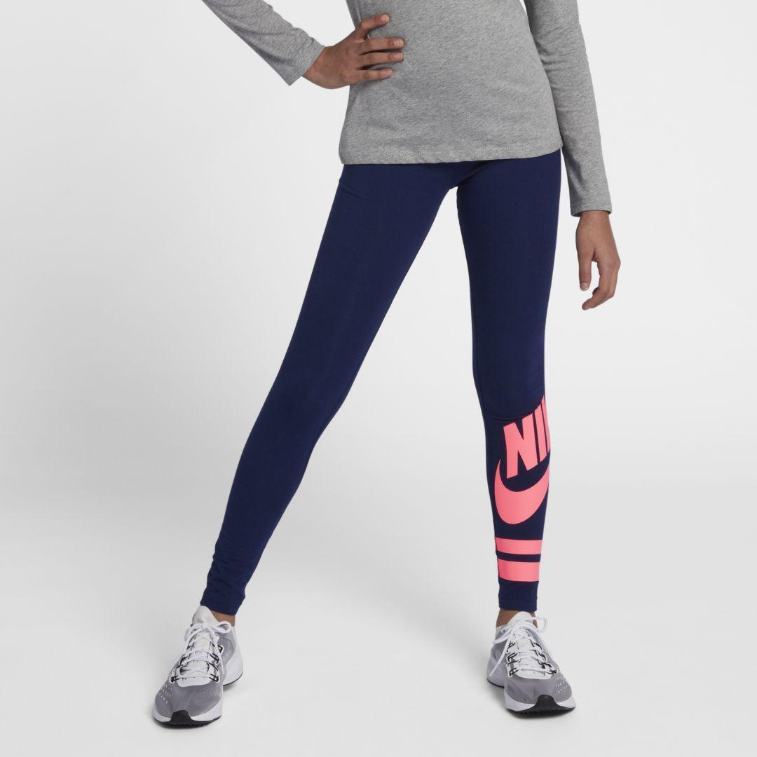 2603d36f74 Sportswear Big Kids' (Girls') Graphic Leggings | Products | Girls ...