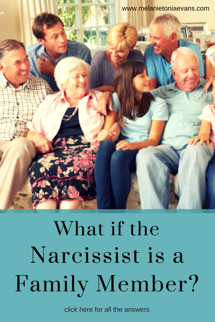 What If The Narcissist Is a Family Member? | the folks