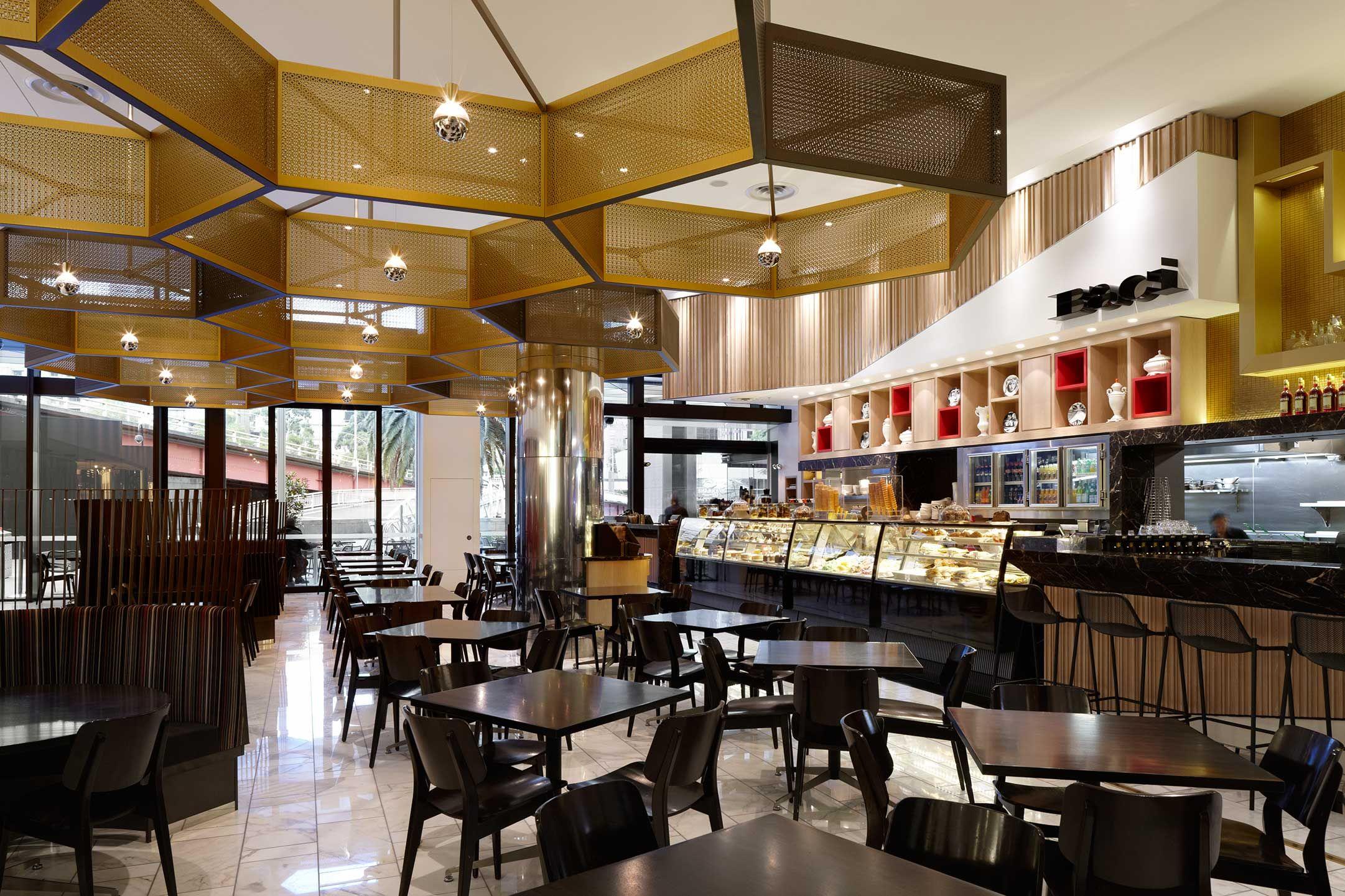 Simple Cafe Interior Design - Google Search