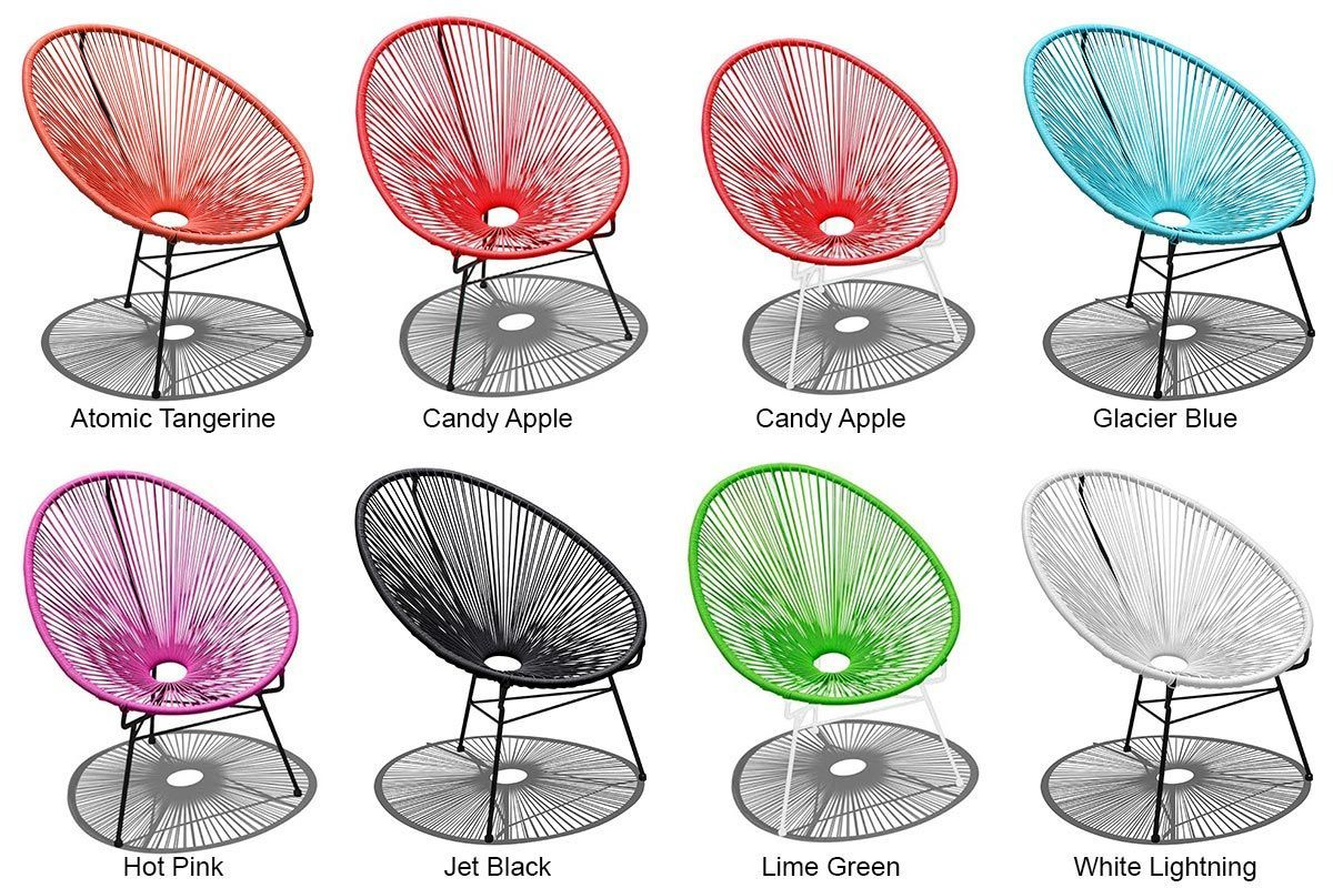 Acapulco Lounge Chair Hl Aca Lc Funky Chairs Lounge Chair Chair