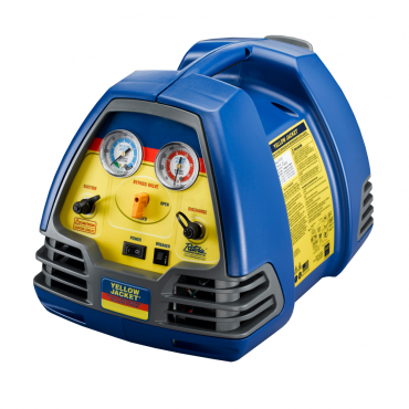 Yellow Jacket 95760 RecoverXLT Refrigerant Recovery
