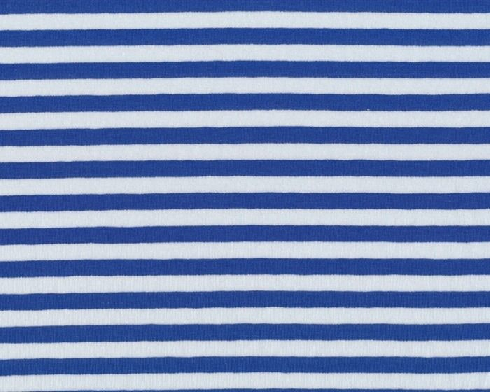 baumwoll jersey camie streifen extrabreit blau wei bretons pinterest streifen blau. Black Bedroom Furniture Sets. Home Design Ideas
