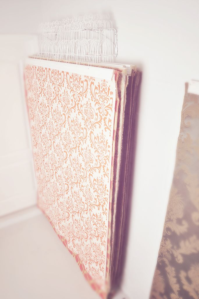Diy Backdrop Hanger System Tutorial Tip Attach Fabric To Wood Trim