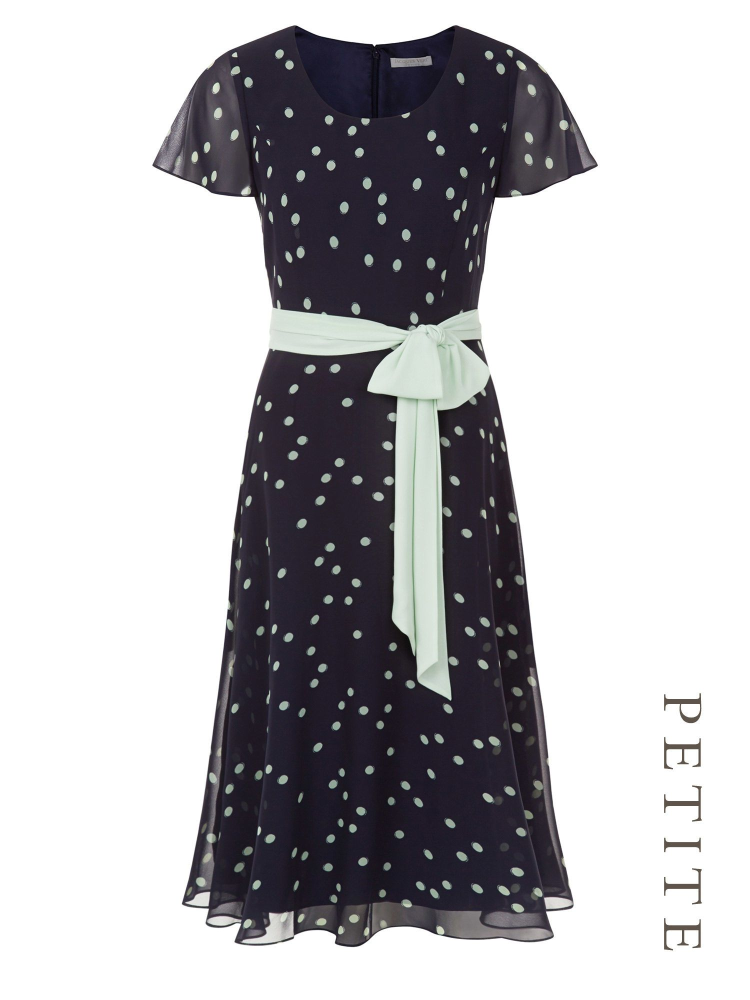 Mother of the Bride Petite Fit And Flare Dress