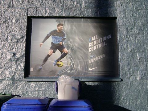 Nike Window Graphics