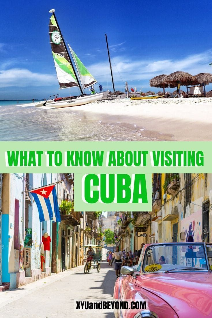 25 Things to know about Cuba before you go. Cuba is a land of contrasts, beautiful beaches and so much more get there before things change drastically. #Cuba #travelCuba #visitCuba