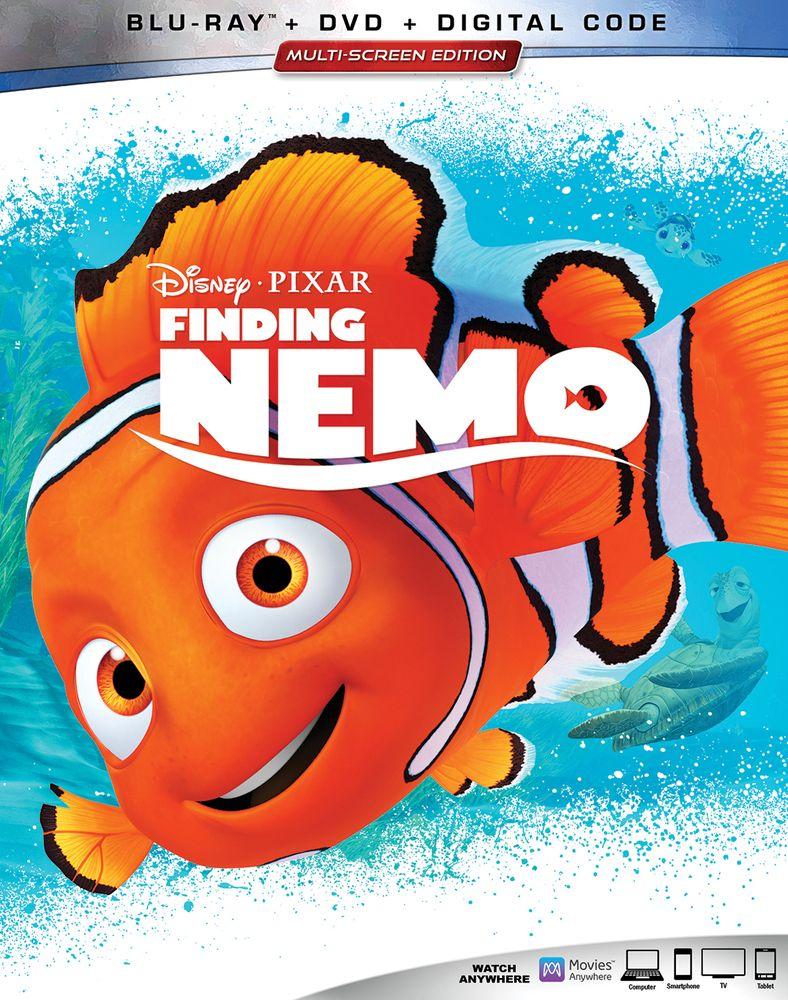 Finding Nemo Includes Digital Copy Blu Ray Dvd 2003 Com