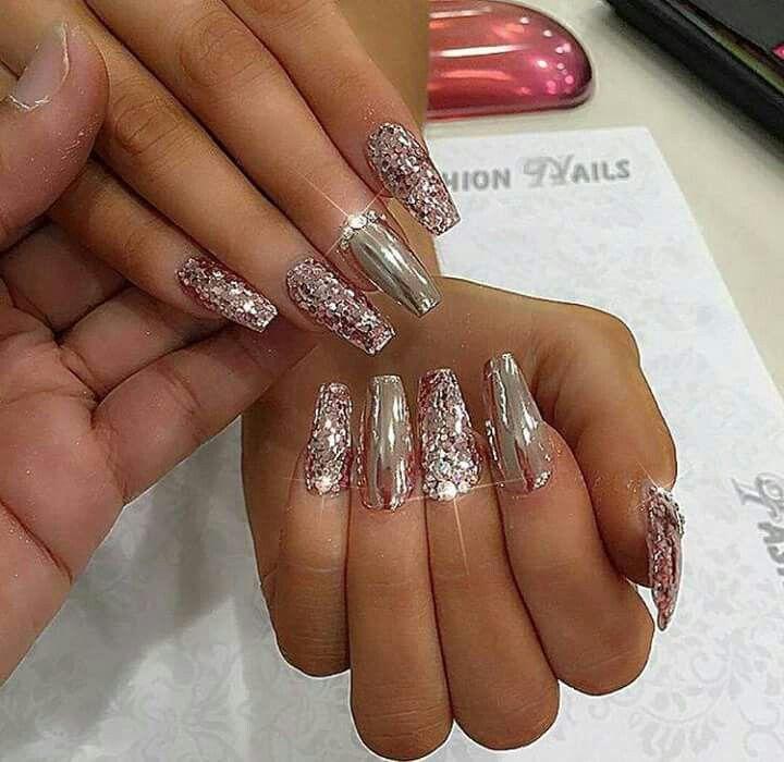 Pinterest: SaDexO | Beauty Nails | Pinterest | Xmas nails, Nail nail ...