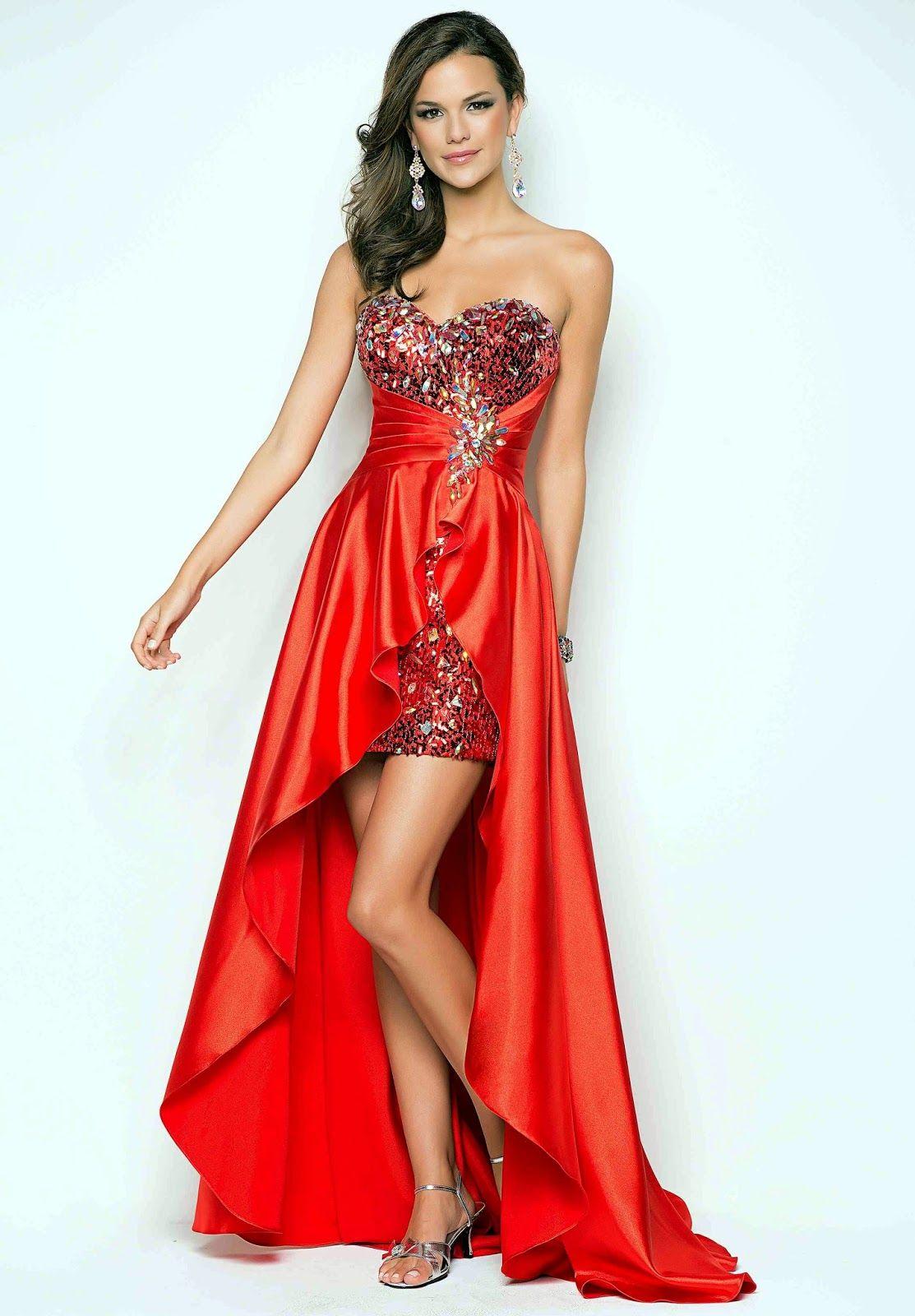 Elegantes vestidos largos de fiesta  9837e0e2d7f8