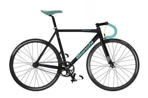 Bianchi Pista Nero 2020 Track Bike Comfort Bike Bicycle