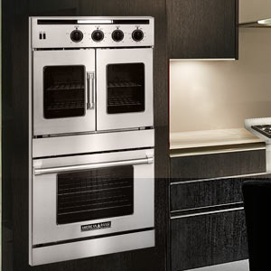 gaggenau vs american range side swing wall ovens