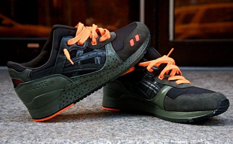 custom asics shoes
