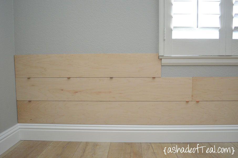 How To Do Shiplap Walls Cheap Blogert