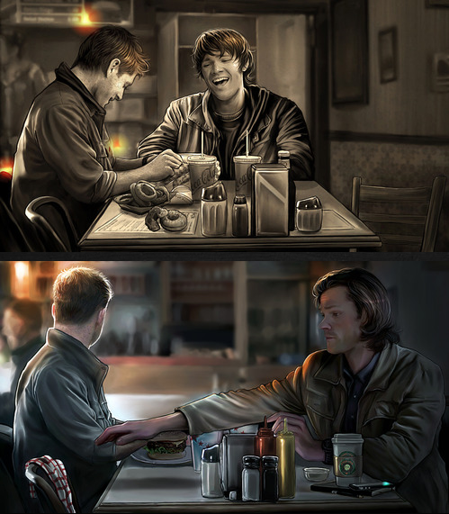Journal of A Man of Letters Sam Winchester's Journal