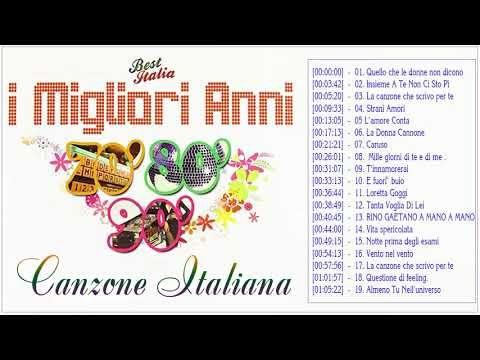 LE PIU' BELLE CANZONI ITALIANE ANNI 70 80 90♪ღ♫Le migliori