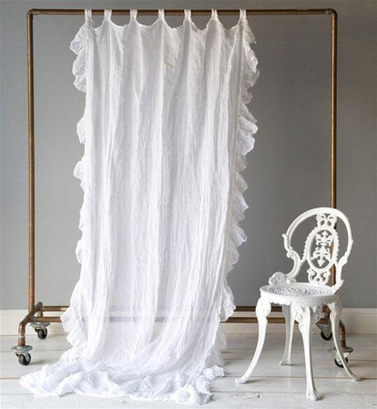 Oohidea Use A Garment Rack As Backdrop Stand