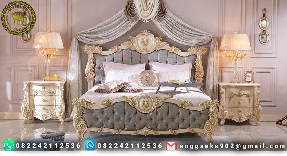Dipan Ukiran Jepara Gold Terbaru Harga Murah Aapj Furniture Aapj Furniture Di 2020 Set Tempat Tidur Desain Interior Perabot Kamar Tidur