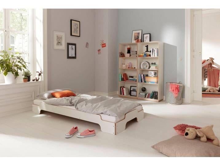 Muller Stapelbett Quot Stapelbett Quot Fur Kinder Weiss Cremeweiss Lackiert In 2020 Betten Fur Kinder Bett Ideen Schlafzimmer Einrichten