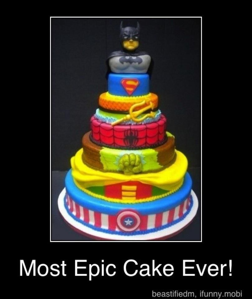 Hmm, wonder if I could pull of a cake like this in 4 days?? (Dakota's birthday is Feb. 3rd) Any friends with excellant cake making skills please message me!