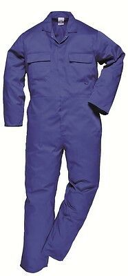 details about portwest mens boilersuit overall student on work coveralls id=34473