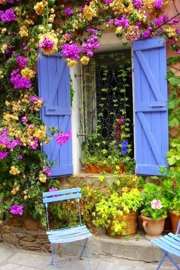 Attraktiv Mediterrane Gartengestaltung   45 Gartenideen Und Gartenmöbel