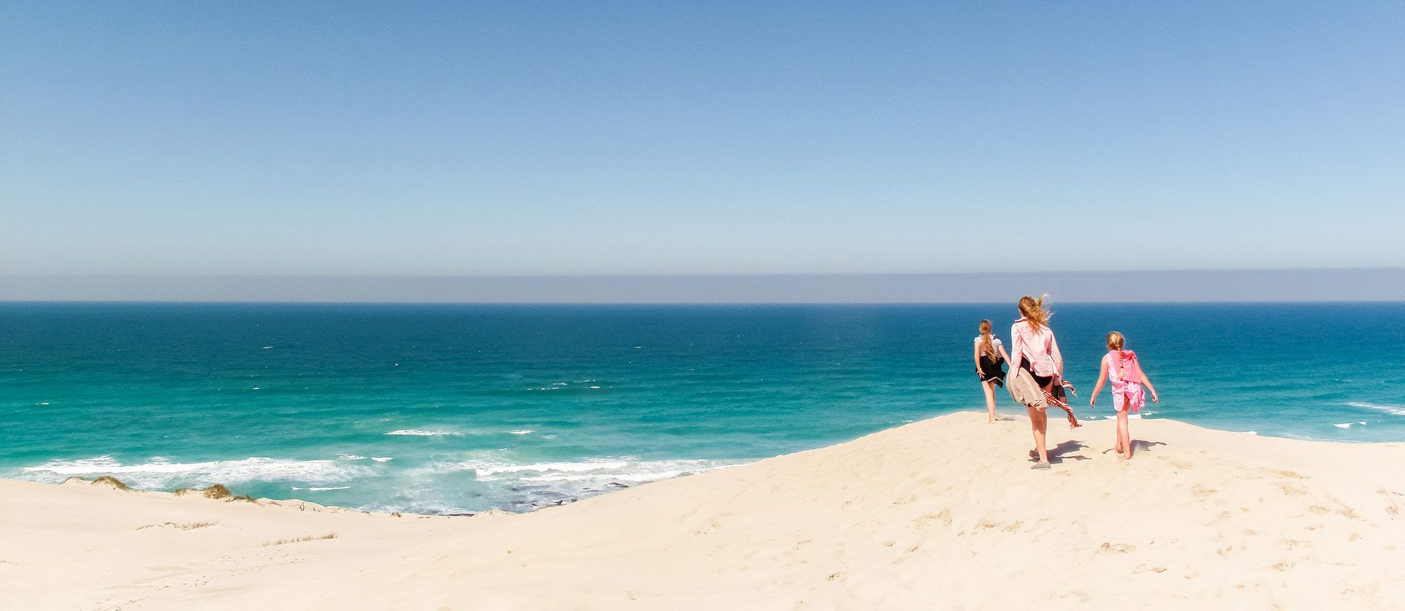 A family love affair with De Hoop Nature Reserve