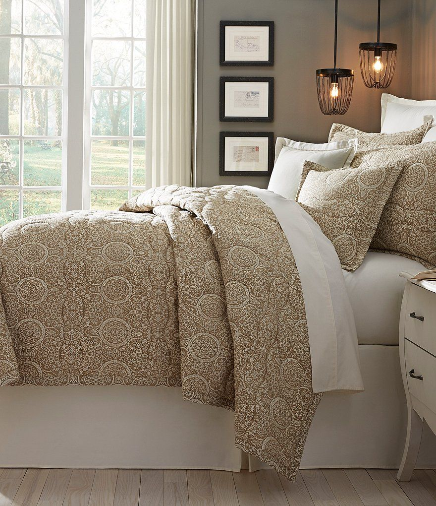 matelass pin jacquard tile emery bedding coverlet bed southern living