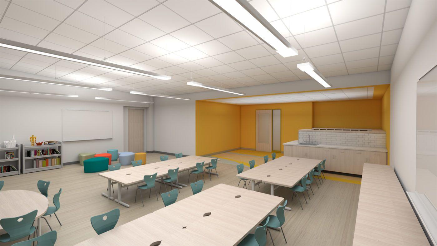 Hildreth Elementary School Arrowstreet