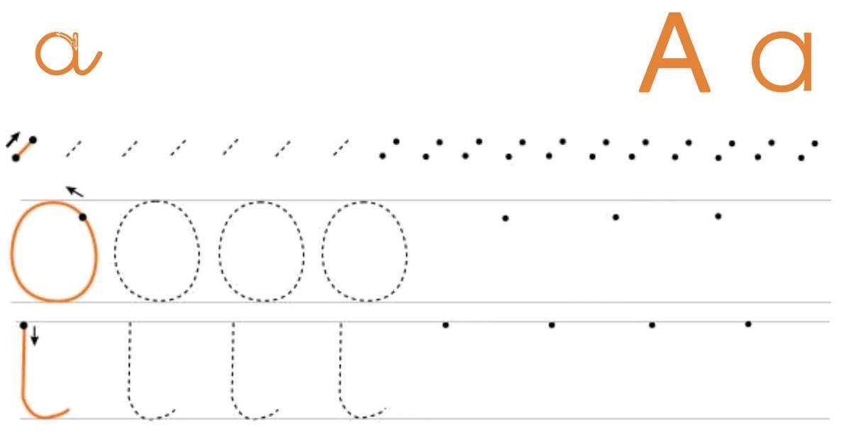 fiches effacables cursive.pdf Lettres cursives, Cursive