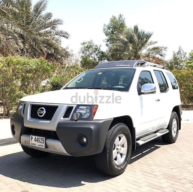 dubizzle Dubai | Other: VERIFIED CAR! NISSAN XTERRA 4.0L V6 ...