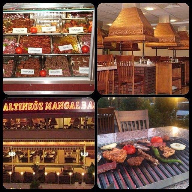 Altinkoz Mangal Basi ممتاز مطعم مشاوي تشوي بنفسك موجود في نهايه شارع بغداد القسم الاسيوي Padgram Places Beautiful Jukebox