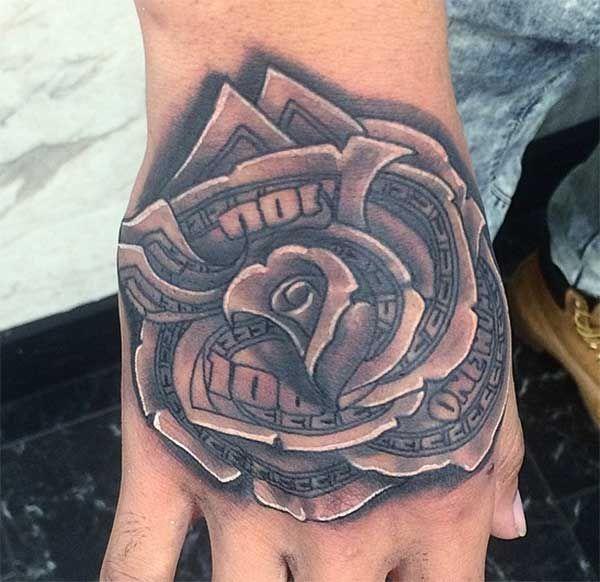 a4ff7cceef397 Best 24 Money Tattoos Design Idea For Men and Women - Tattoos Art ...