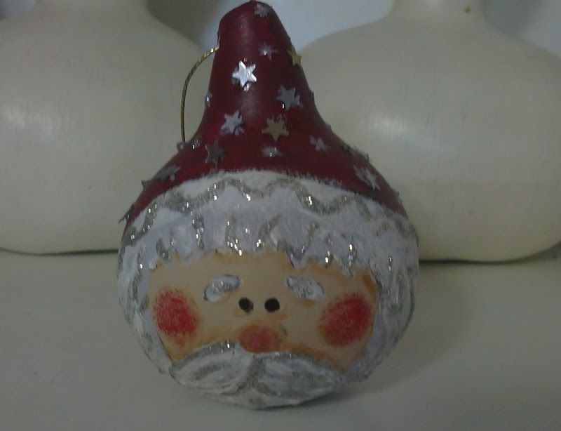 ornamento con calabaza
