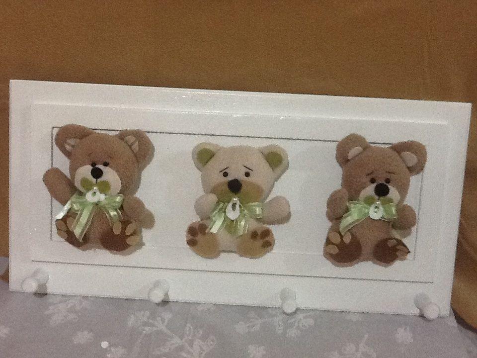 Trio ursos