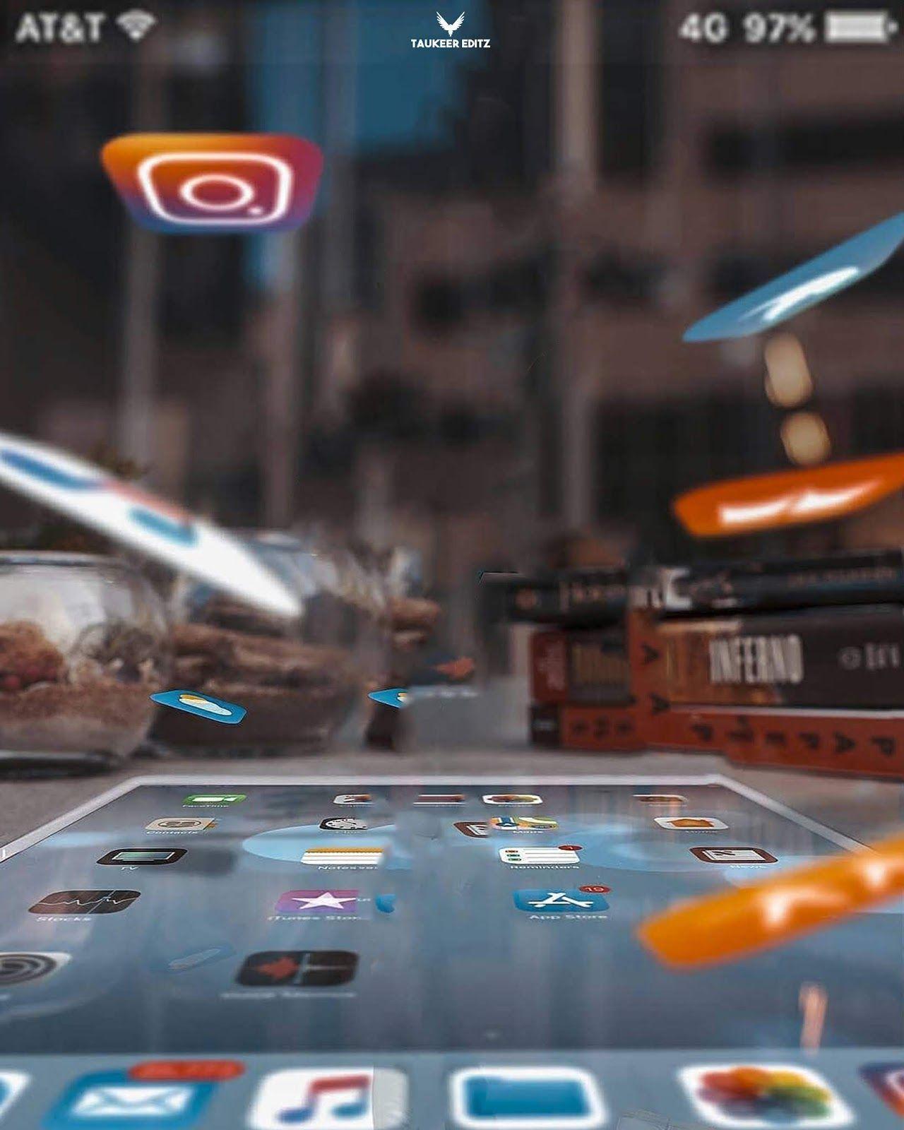 3D Instagram Viral Editing Background Png download