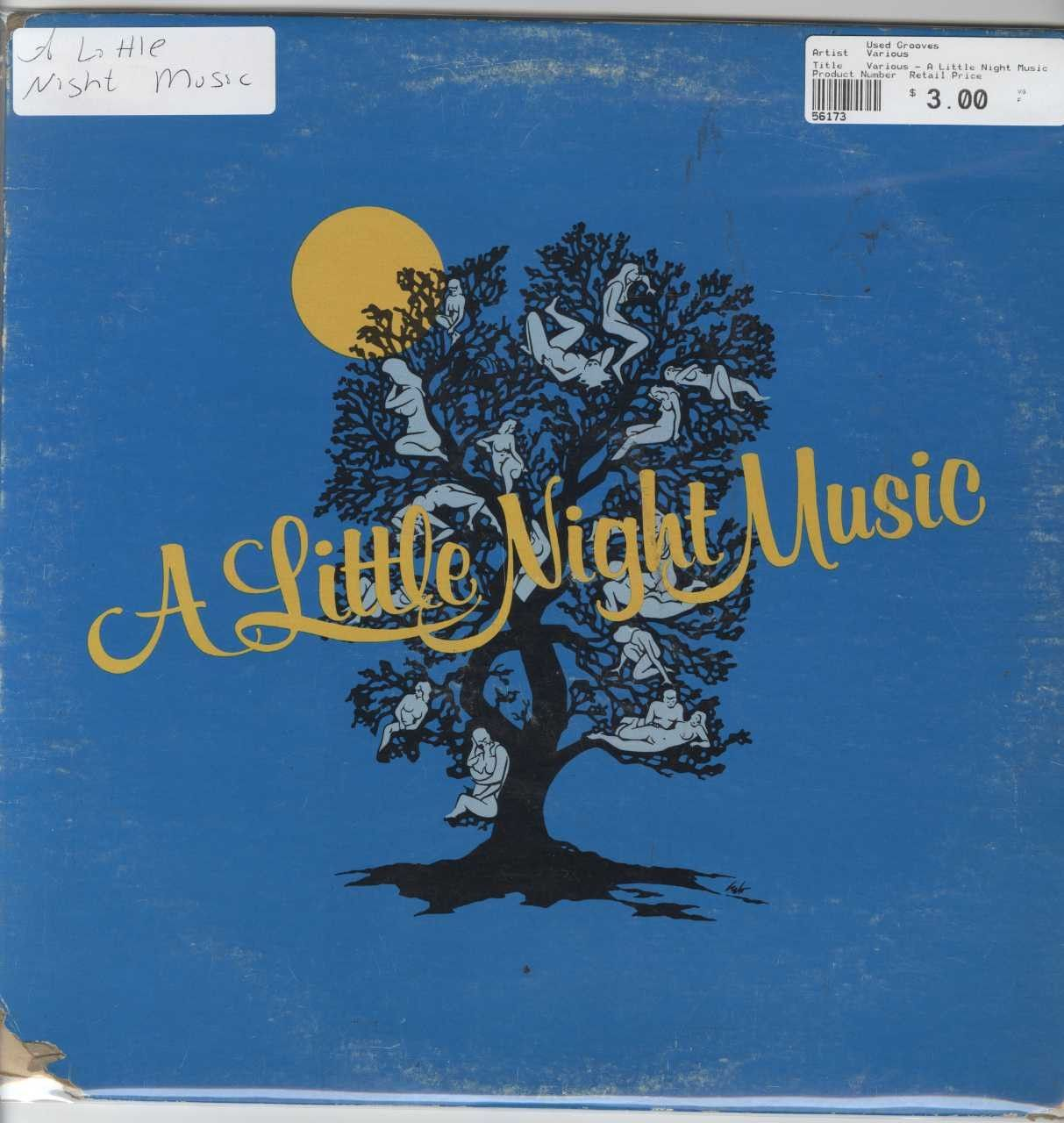 Various - A Little Night Music (Original Soundtrack Recording)