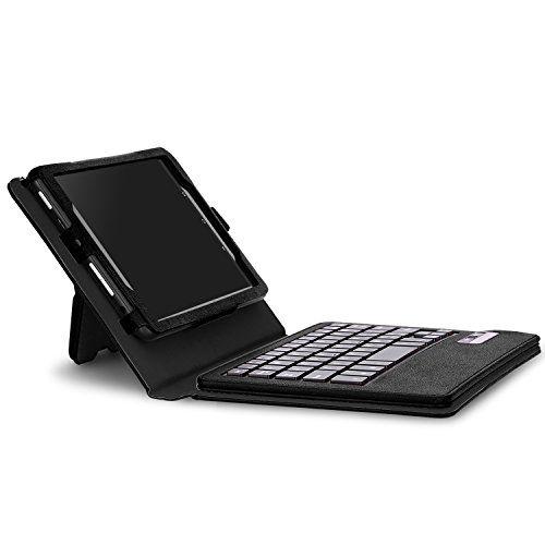 MoKo Keyboard Case for Fire 2015 7 inch Wireless Bluetooth