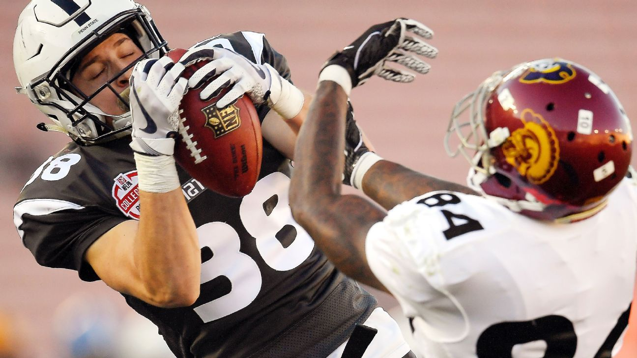 Penn State's Troy Apke takes home MVP honors in Collegiate