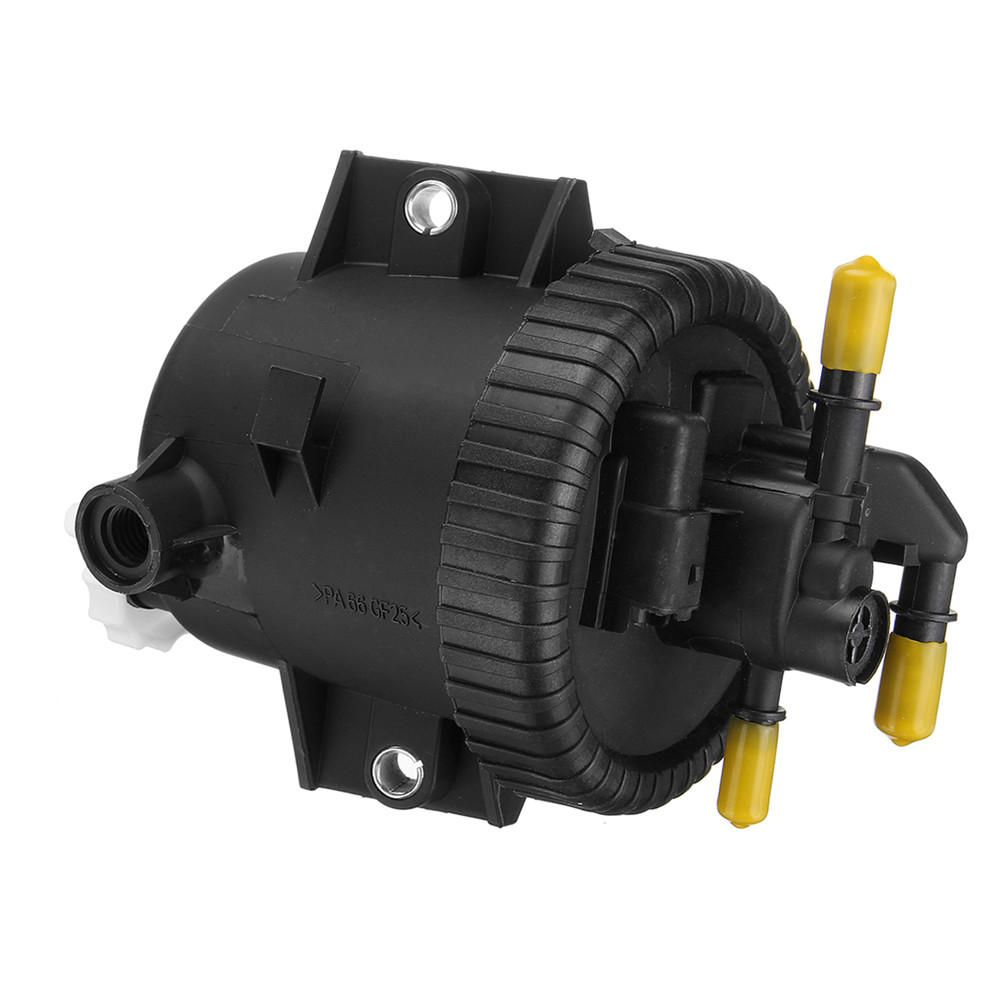 Fuel Filter Housing For Citroen Berlingo Xsara Picasso 206 306 307 Assembly 20 Hdi Black