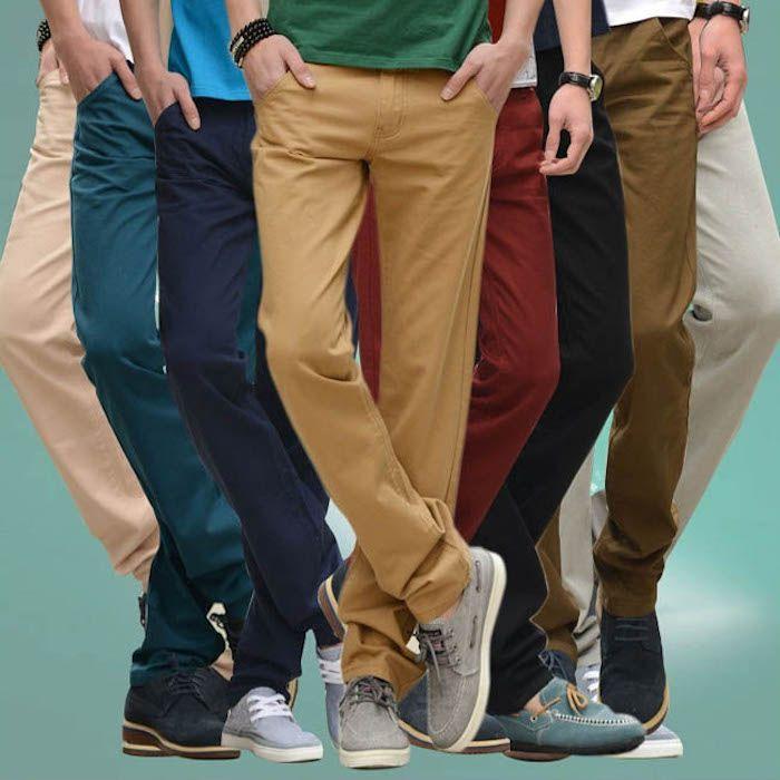 Comment bien porter le pantalon chino homme