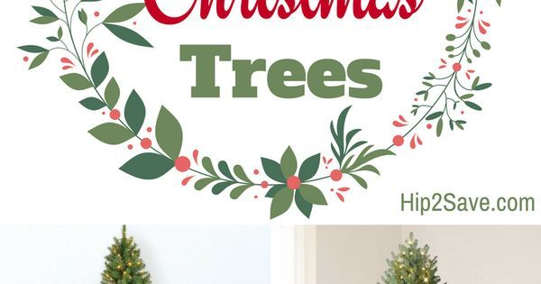 Liked on Pinterest: Top-Rated Artificial Christmas Trees  Hip2Save