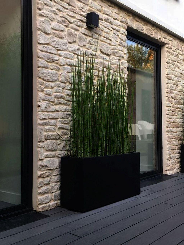 Modern Outdoor Landscape Design Landscape Gardening Equipment Except Modern Landscape Design In The P Paisajismo Moderno Jardin Moderno Plantadores Exteriores