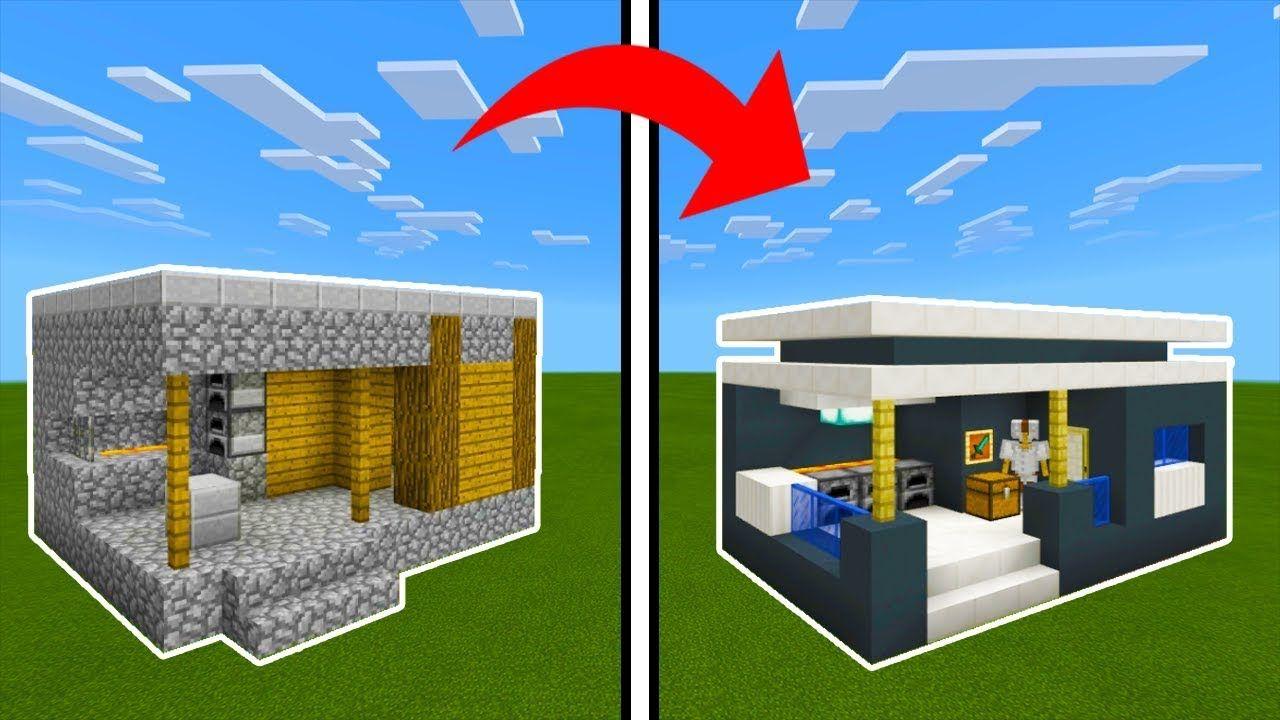 Minecraft Tutorial: How To Transform a Village Blacksmith ...