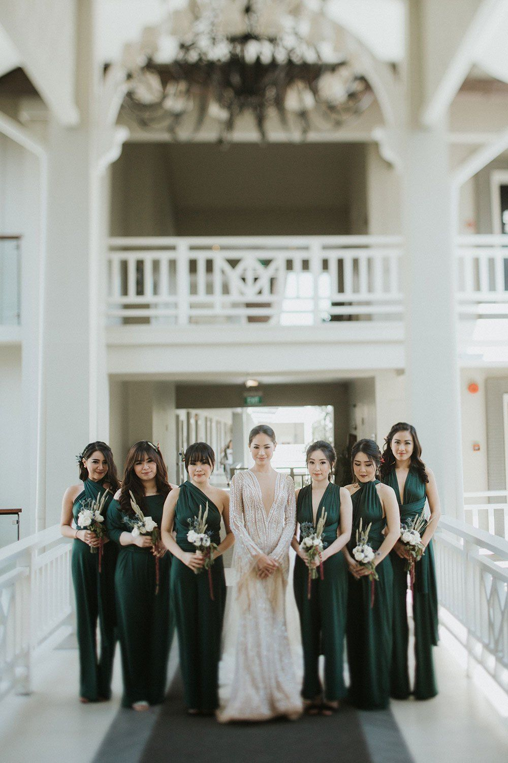 A Magical Forest Wedding At Pine Forest Camp Bandung - The Wedding Notebook magazine